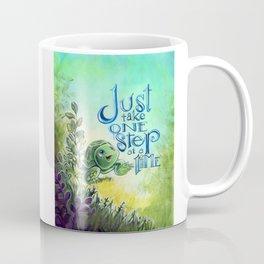 Just take one step at a time Coffee Mug