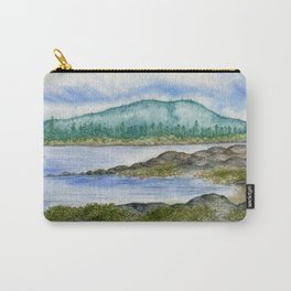Shaw Island Shores Carry-All Pouch