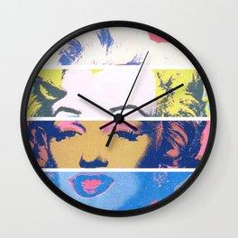 Andrew Warhola Wall Clock