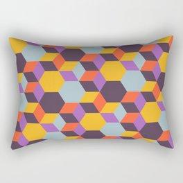 Colmena 32 Rectangular Pillow