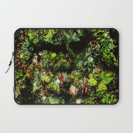 Old Tree Face Laptop Sleeve