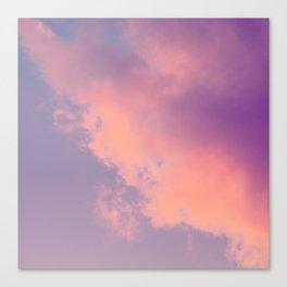 Pastel Twilight Canvas Print