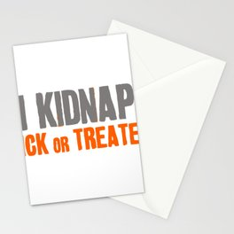KIDNAP TRICK Stationery Cards