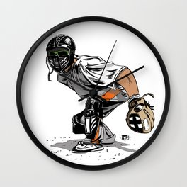 Conference Wall Clock