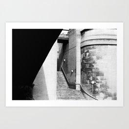 London -  Stairway to heaven Art Print