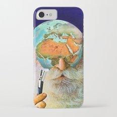 Deforestation iPhone 7 Slim Case