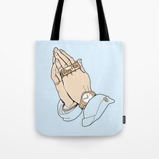 Thug Prayer Tote Bag