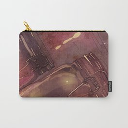 Flickering Stars Carry-All Pouch