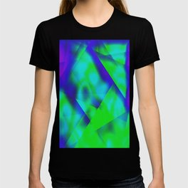 Green Color Package T-shirt
