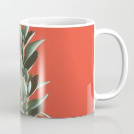 Copper Spoons - Kalanchoe orgyalis Coffee Mug