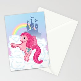 g2 my little pony Princess Twinkle Star at royal castle Stationery Cards
