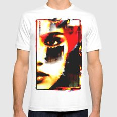 Dream Empress Mens Fitted Tee White MEDIUM