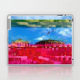 Beautifully Glitched Oslo, Norway Laptop & iPad Skin