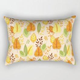 Fall together Rectangular Pillow