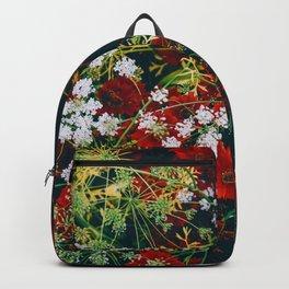 The Flower Bed (Color) Backpack