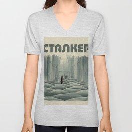 Stalker - Tarkovsky Unisex V-Neck