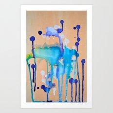 Orchid I Art Print