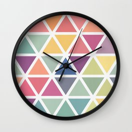 Abstract Art XVII Wall Clock