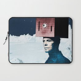 Life on Earth? - Tribute to David Bowie Laptop Sleeve