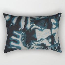 Craigdarroch Castle Lion V2 Rectangular Pillow