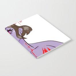Vampire maenad Notebook