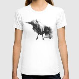 Angry Unicorn T-shirt