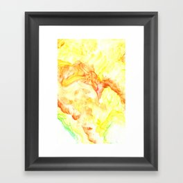 Summer Heat1 Framed Art Print