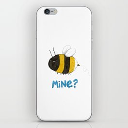 Bee Mine iPhone Skin