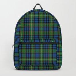 Gillis Tartan Backpack