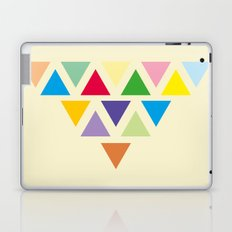 TRIANGLE COMPOSITION Laptop & iPad Skin