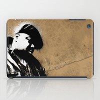 biggie smalls iPad Cases featuring The Notorious B.I.G. - Biggie Smalls by Chad Trutt