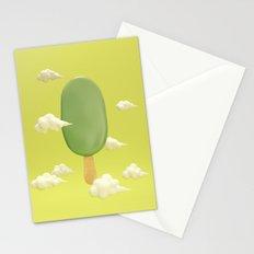 Big Ice Cream Bar Stationery Cards