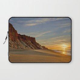 Falesia dawn Laptop Sleeve