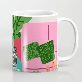 Mientras mas soñamos mas nos conocemos Coffee Mug