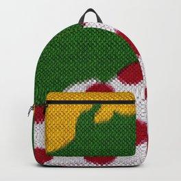 TOUR DE Winter - Knitting Backpack