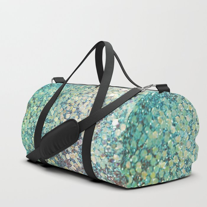 Mermaid Scales Duffle Bag