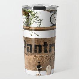 Pantry Shelf Travel Mug
