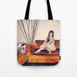Hattie Couch Tote Bag