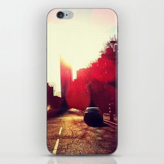 A Long Road iPhone & iPod Skin