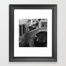 Underneath Framed Art Print