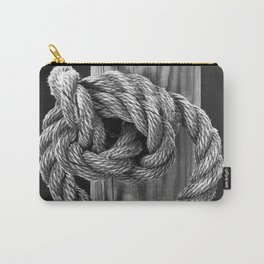 Knot A Rope Knot Carry-All Pouch