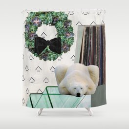 Chill Shower Curtain
