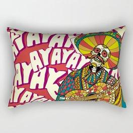 Mariachi Rectangular Pillow