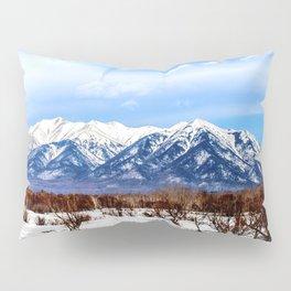 Sayan Mountains Pillow Sham