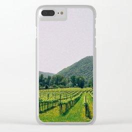 Dürnstein Clear iPhone Case