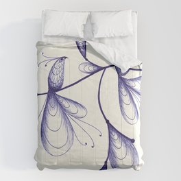 By the Light, of the Silvery Moon Comforters