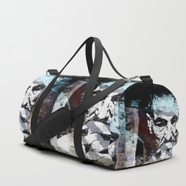 contemplation - original Duffle Bag