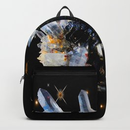 Star Aura Quartz Backpack