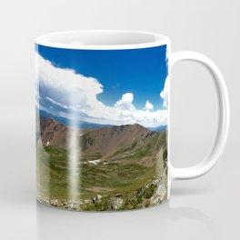 Wheeler Peak in July Coffee Mug