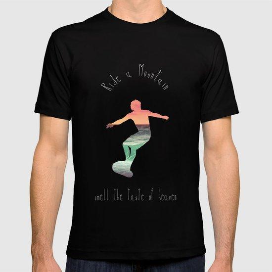 RIDE A MOUNTAIN T-shirt
